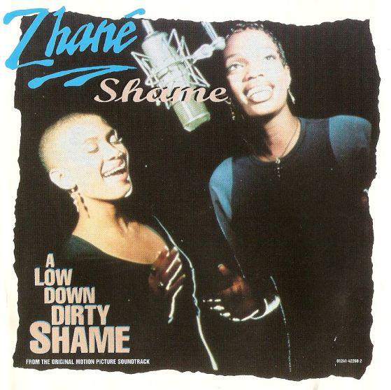 "#SongLyricsSunday is All About ""Shame"" by the 90s R&B Duo Zhané"