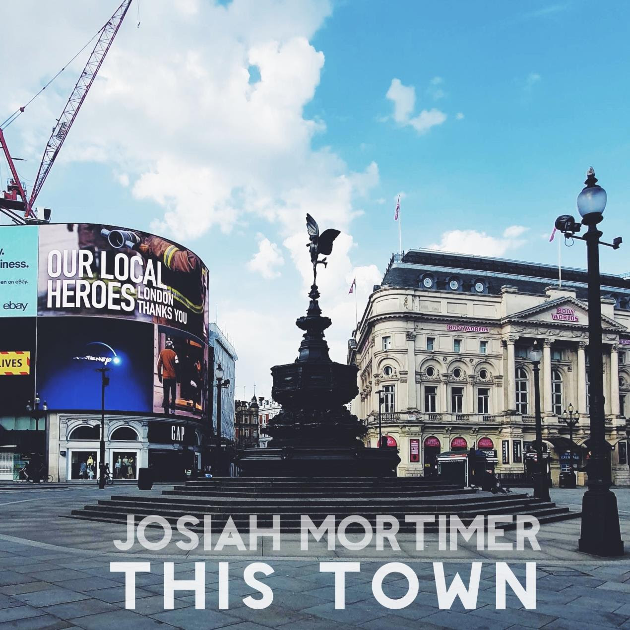 Josiah Mortimer's 'This Town': Getting Us Through the Pandemic