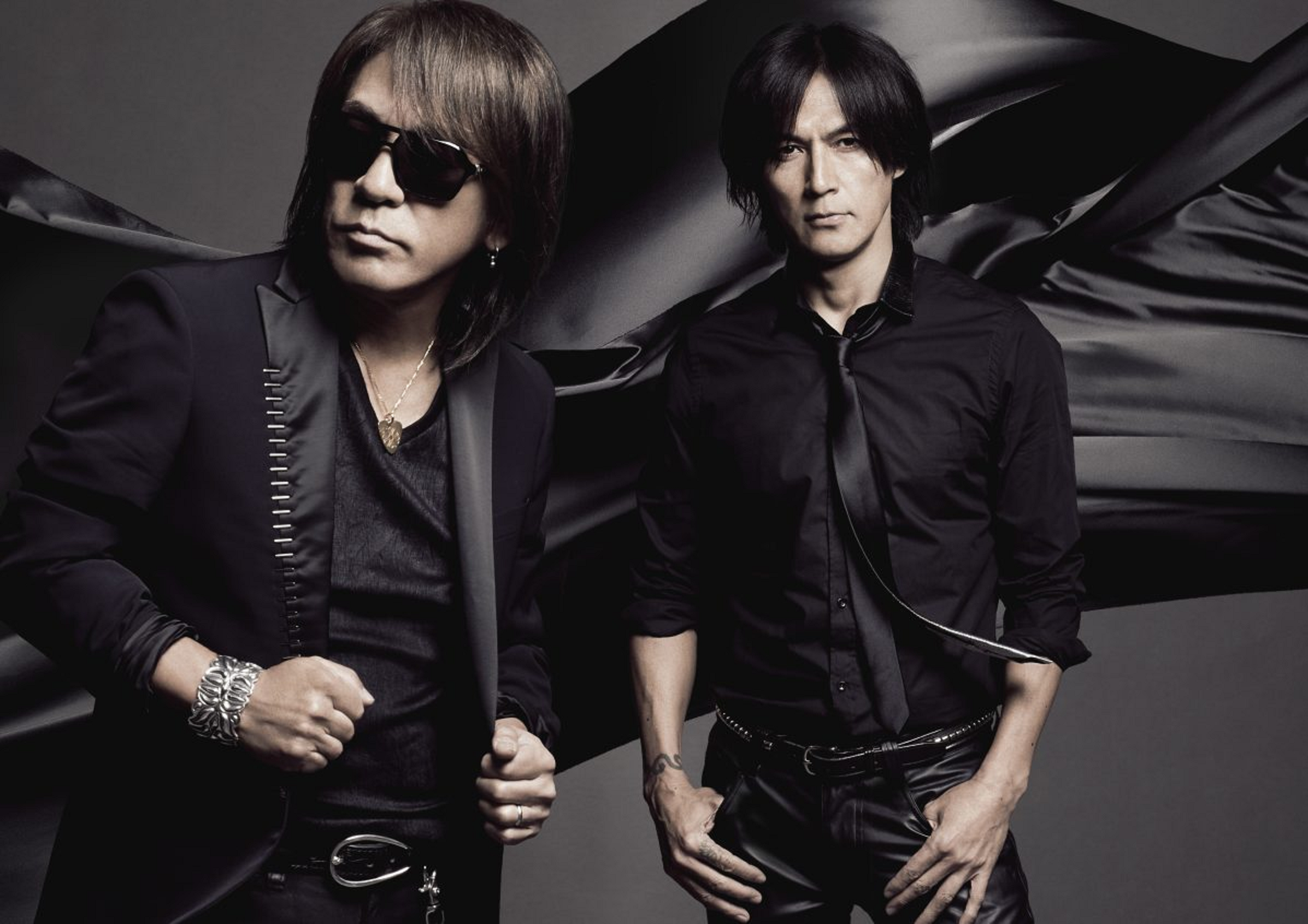 You are currently viewing The Musical History of the Japanese Rock Duo B'z