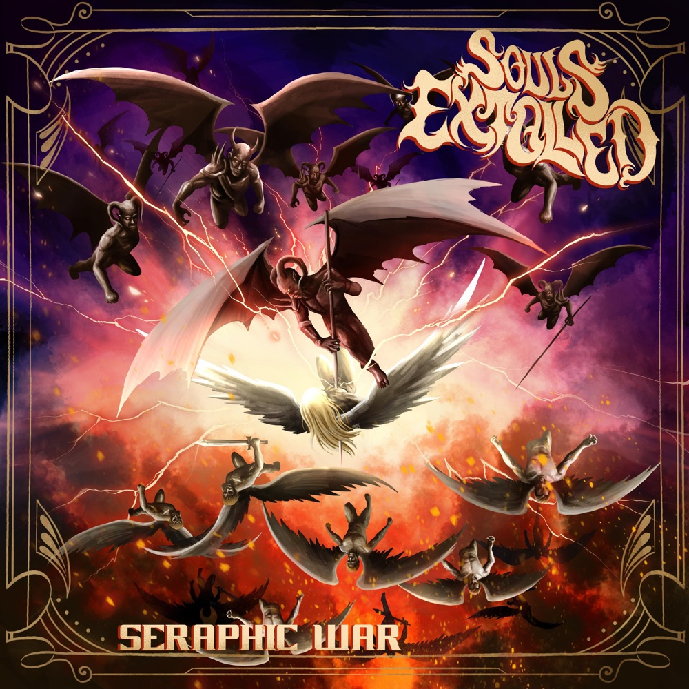 """The Daily Feature: Souls Extolled's """"Seraphic War"""" Features a Fusion of Many Rock Genres"""