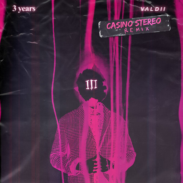 """Valdii Is Back With """"3 Years (Casino Stereo Remix)"""""""
