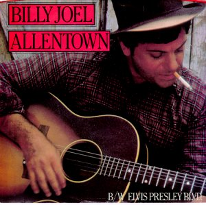 """Looking at the Back Story of Billy Joel's Iconic Song """"Allentown"""""""