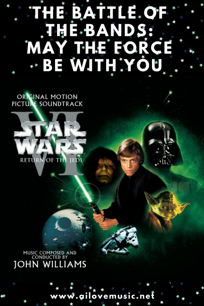 The Battle of the Bands: May the Force Be With You
