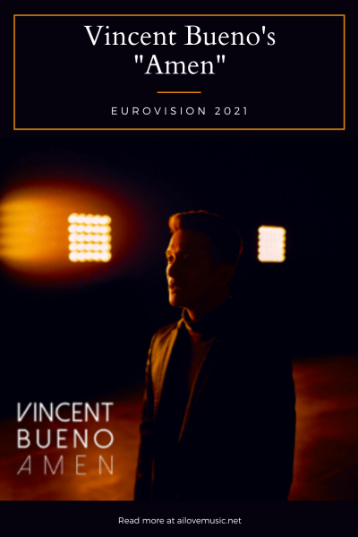 Road to Eurovision 2021: Vincent Bueno (Austria)