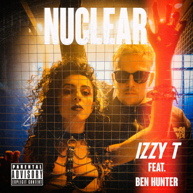 """The Daily Feature: Izzy T's Latest Single """"Nuclear"""" Explodes With This Electrifying Rock Sound"""