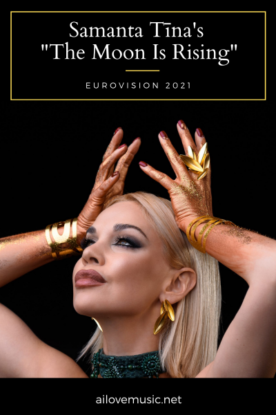 Road to Eurovision 2021: Samanta Tīna (Latvia)