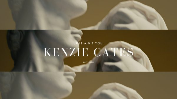 """Cover art for """"Just Ain't You"""" by Kenzie Cates"""