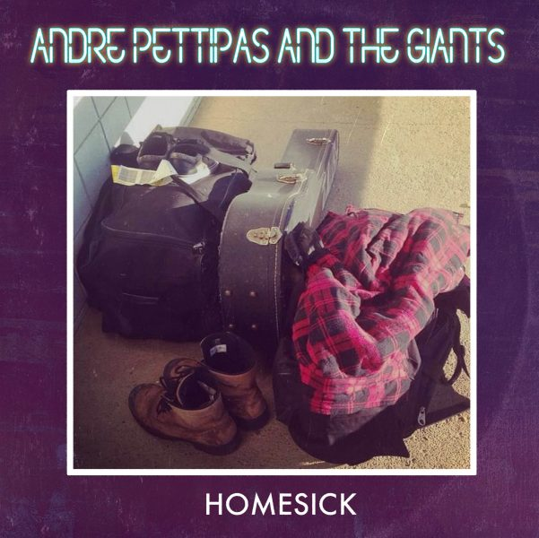 """Cover at for """"Homesick"""" by Andre Pettipas and The Giants"""