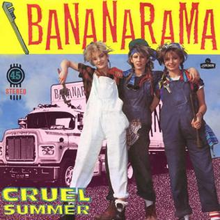 """Read more about the article It's a """"Cruel Summer"""" With the 80s Girl Group Bananarama"""