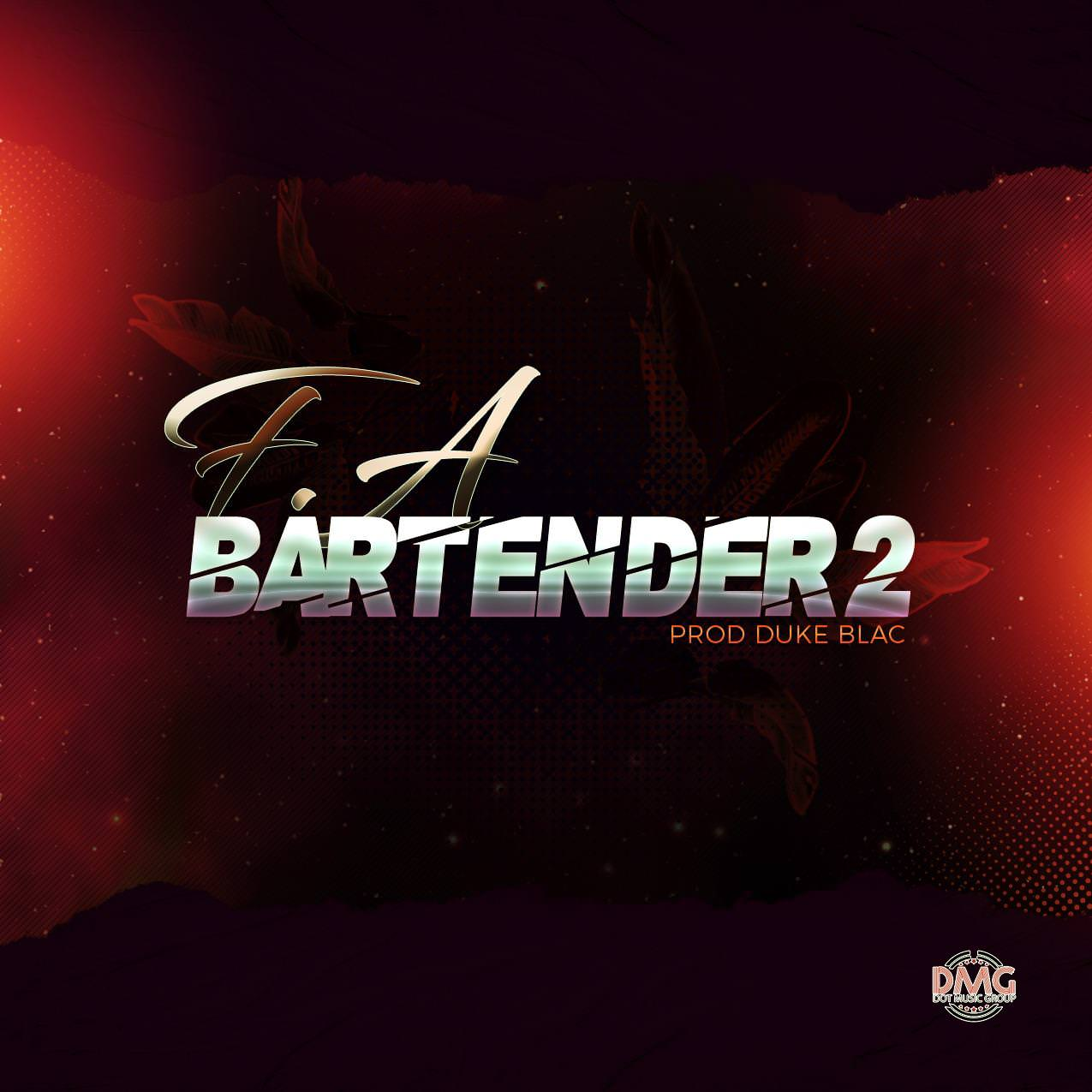 """Speaking to Liberian Afrobeat Artist F.A About His Newest Single """"Bartender 2"""""""