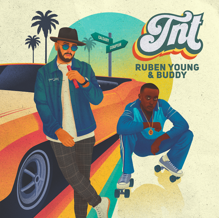 """Read more about the article Ruben Young's """"TNT"""": A Groovy Tune Filled With Soulful Summer Vibes"""