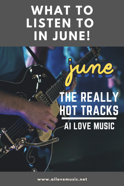 What to Listen to in June!