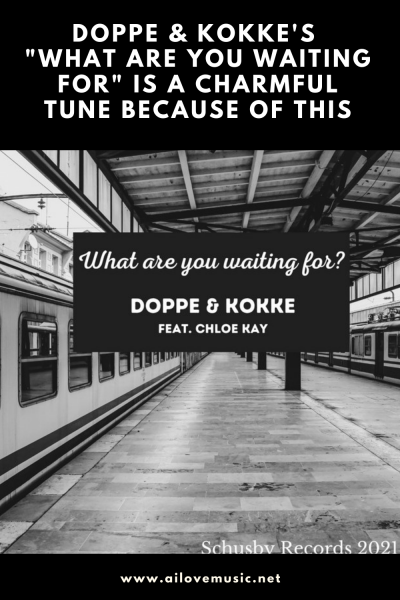 """Doppe & Kokke's """"What are you waiting for"""" Is a Charmful Tune Because of This"""