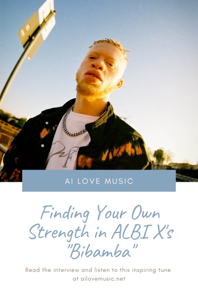 """Finding Your Own Strength in ALBI X's """"Bibamba"""""""