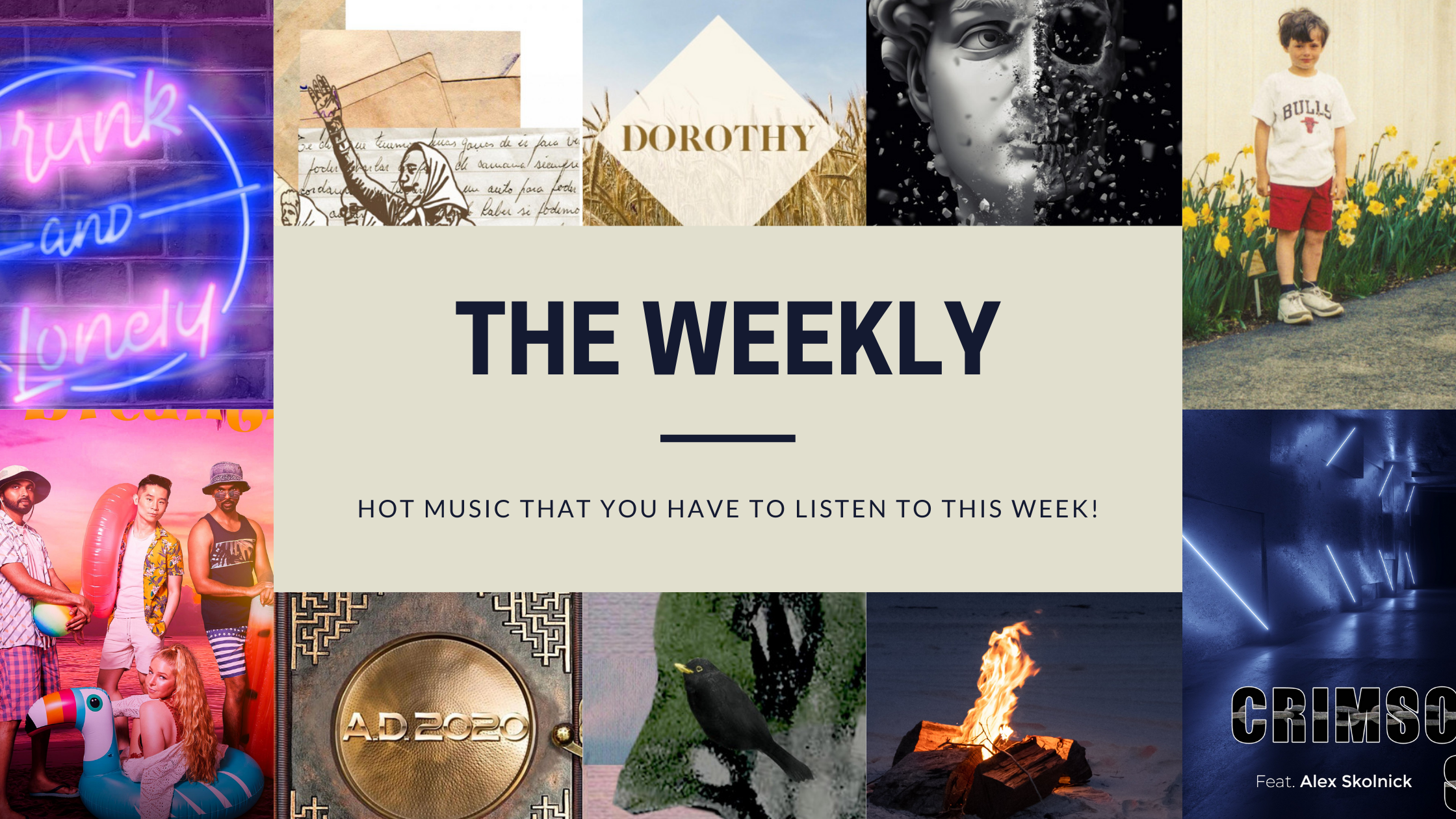 Read more about the article The Weekly for the Week of July 26 – August 1