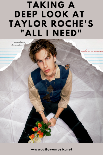 """Taking a Deep Look At Taylor Roche's """"All I Need"""""""