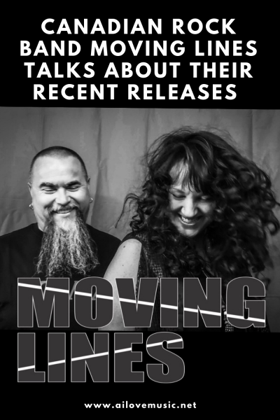 Canadian Rock Band Moving Lines Talks About Their Recent Releases