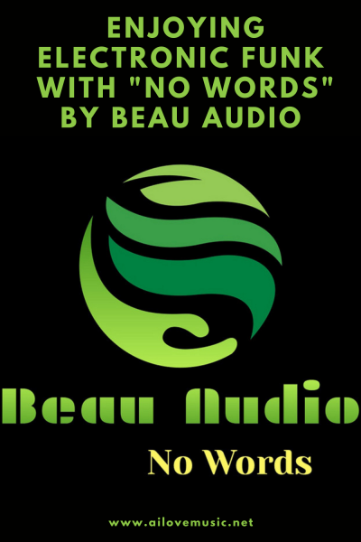 """Enjoying Electronic Funk With """"No Words"""" By Beau Audio"""