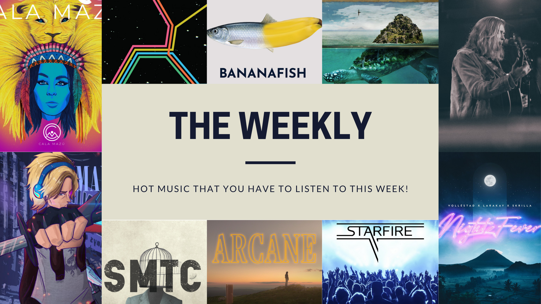 Read more about the article The Weekly for the Week of August 16 – 22