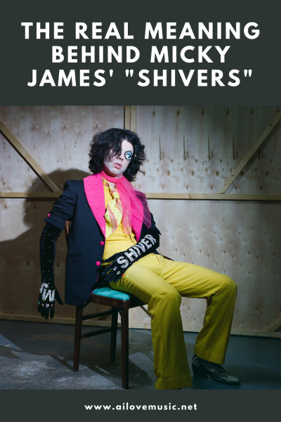 """The Daily Feature: The Real Meaning Behind Micky James' """"Shivers"""""""