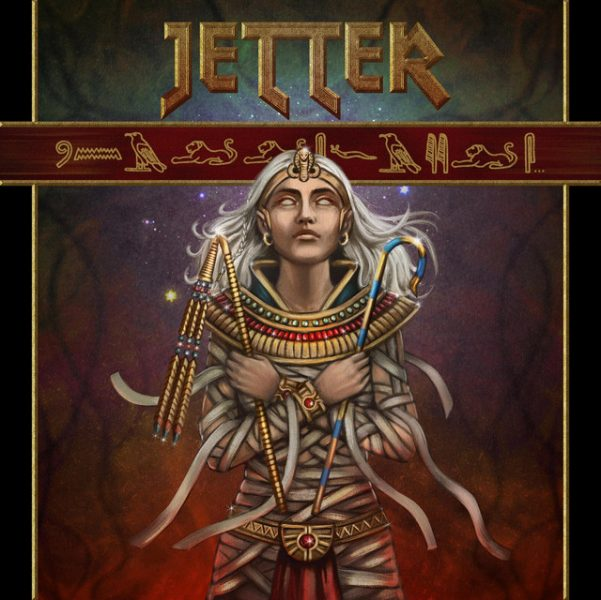 Cover art for When All Else Falls... by JETTER