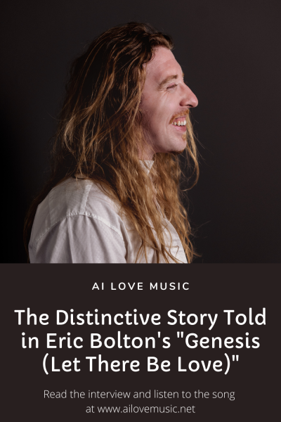 """The Distinctive Story Told in Eric Bolton's """"Genesis (Let There Be Love)"""""""
