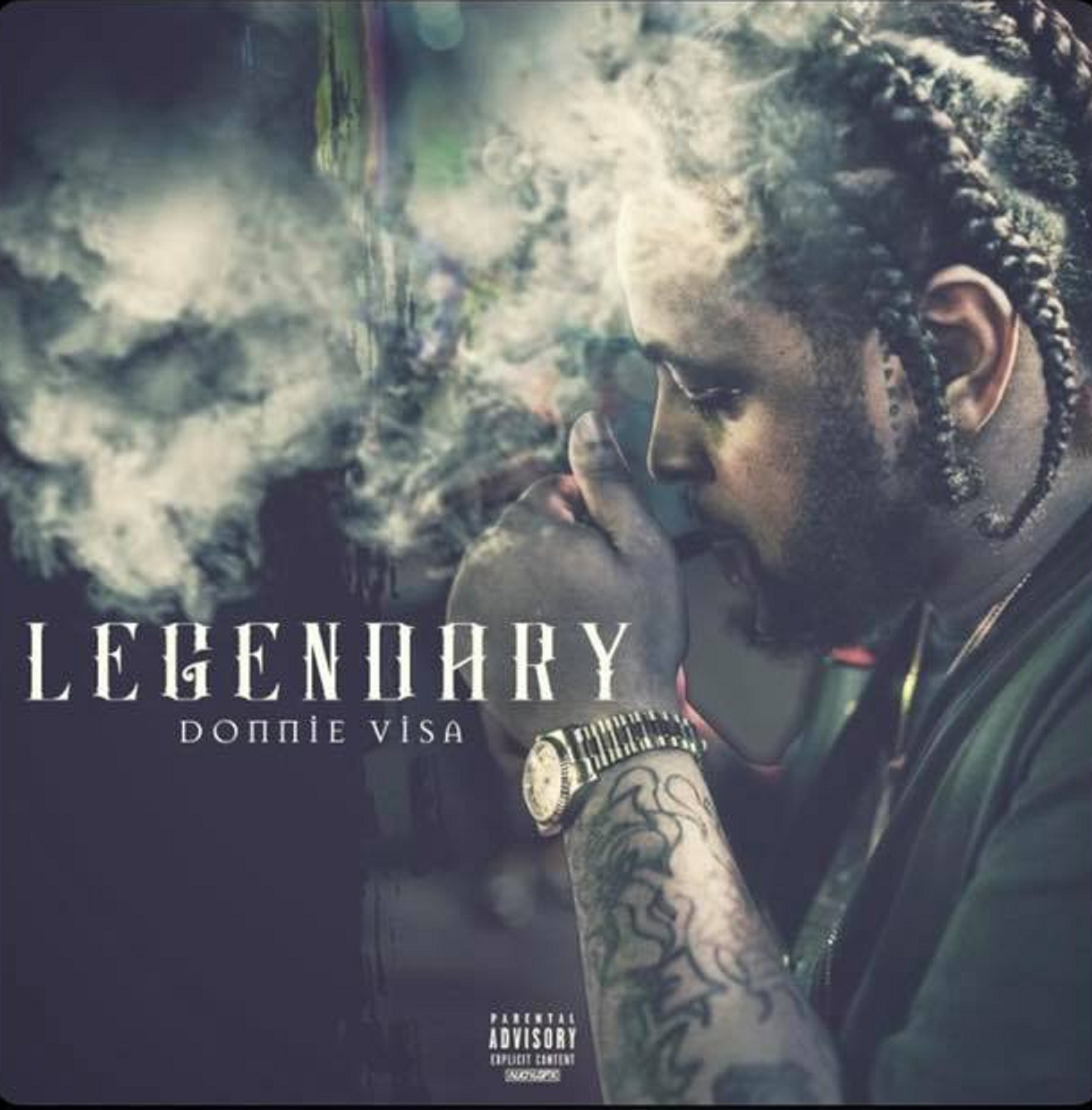 """Read more about the article American Rapper Donnie Visa Talks About His Latest Single """"Legendary"""""""