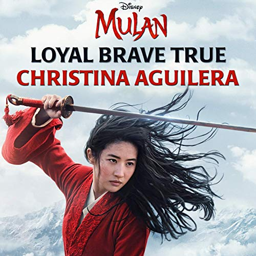 """You are currently viewing Finding the Warrior's Spirit in """"Loyal Brave True"""" by Christina Aguilera"""