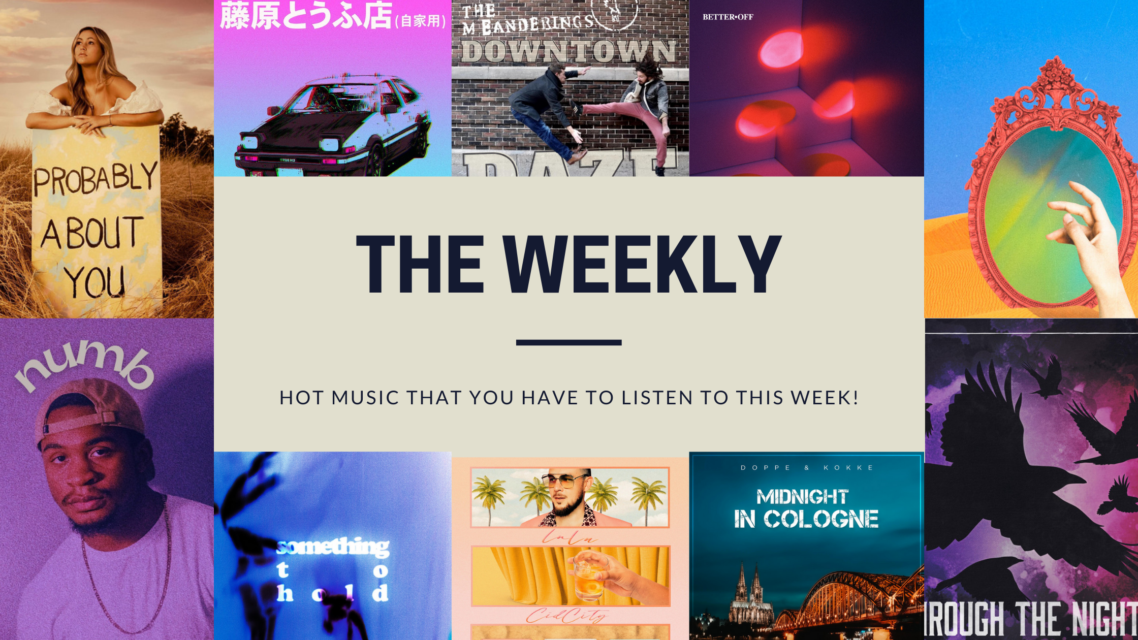 Read more about the article The Weekly for the Week of October 4 – October 10
